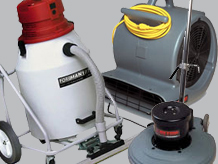 EnviroChemical has cleaning equipment products